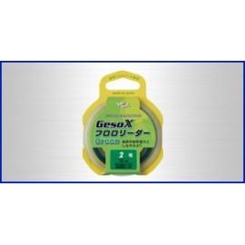 Флуорокарбон Nitlon GesoX FC Leader- Green