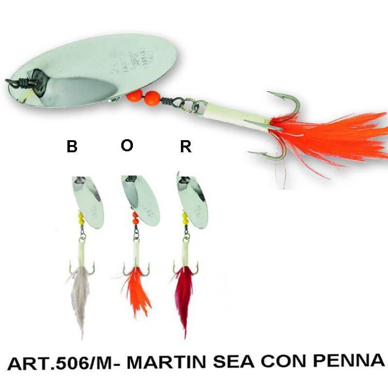 Блесна за щука- MARTIN SEA...