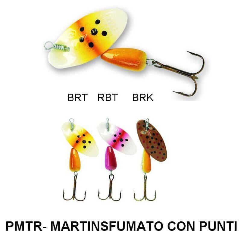 PMTR- MARTIN SFUMATO CON PUNTI