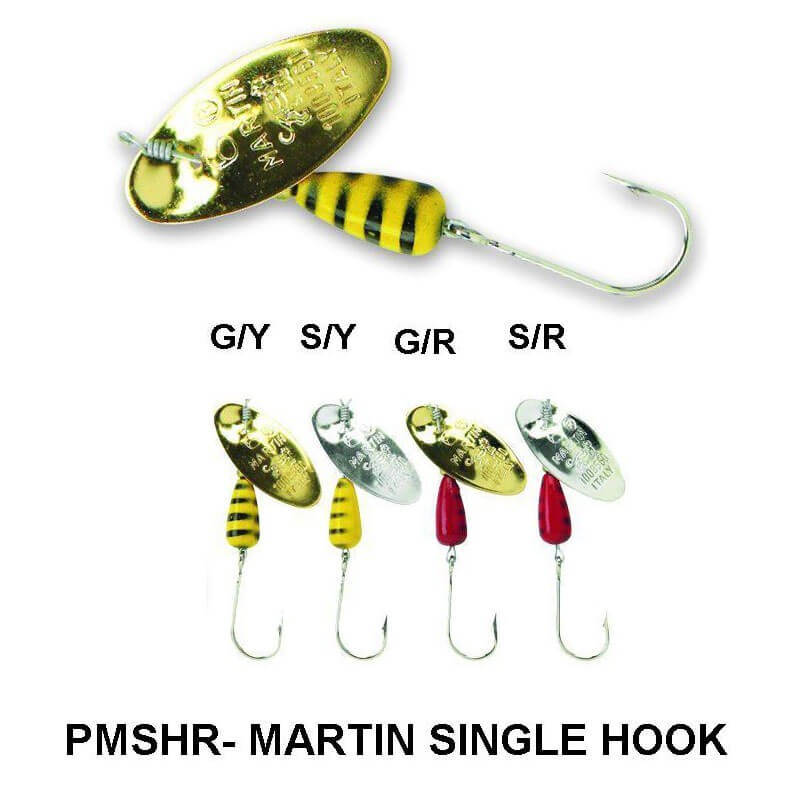 PMSHR- MARTIN SINGLE HOOK