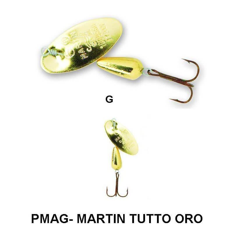 PMAG- MARTIN TUTTO ORO