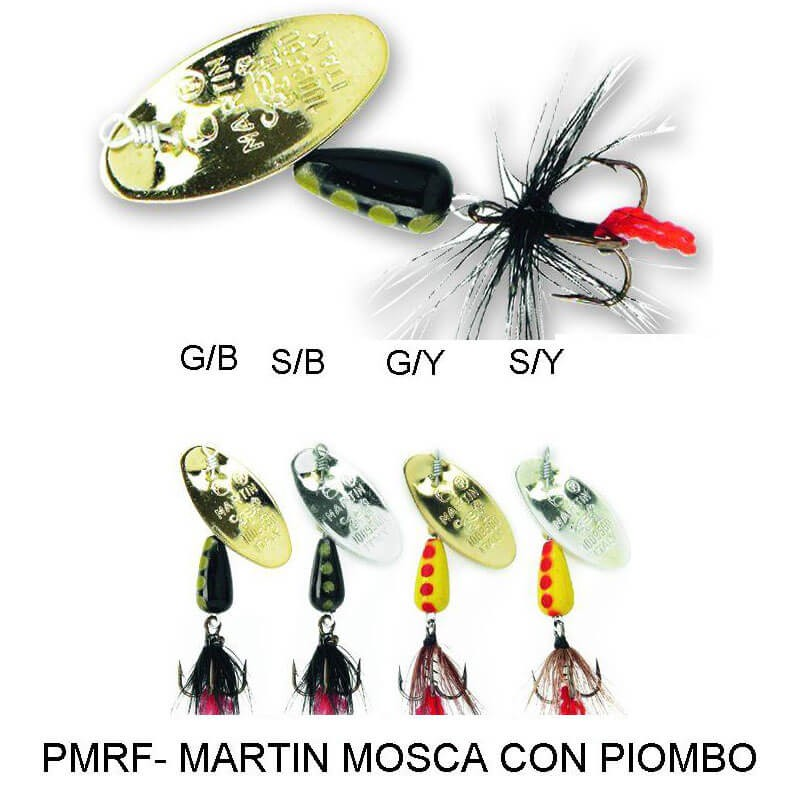 PMRF- MARTIN MOSCA CON PIOMBO