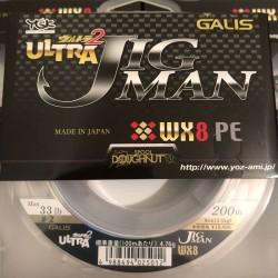 YGK Ultra Jigman WX8